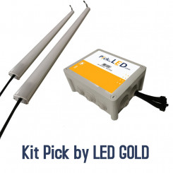 Kit Pick by LED meuble de tri GOLD