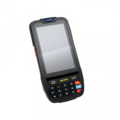 Scanette terminal portatif
