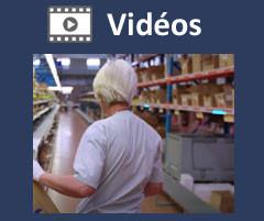Vidéo pick by LED