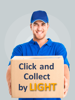 Click and collect by light